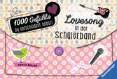 1000 Gefühle, Band 7: Lovesong in der Schülerband Bücher;Kinderbücher - Ravensburger