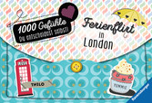 1000 Gefühle, Band 8: Ferienflirt in London Bücher;Kinderbücher - Ravensburger