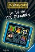 Die App der 1000 Gefahren Kinderbücher;Kinderliteratur - Ravensburger