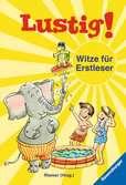 Lustig! Witze für Erstleser Bücher;Kinderbücher - Ravensburger