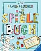 Das Ravensburger Spielebuch Malen und Basteln;Bastel- und Malbücher - Ravensburger