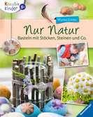 Nur Natur Kinderbücher;Malbücher und Bastelbücher - Ravensburger