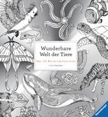 Wunderbare Welt der Tiere Malen und Basteln;Bastel- und Malbücher - Ravensburger