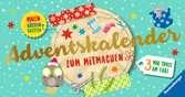 Adventskalender zum Mitmachen Kinderbücher;Lernbücher und Rätselbücher - Ravensburger