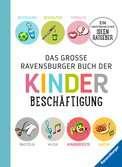 Das große Ravensburger Buch der Kinderbeschäftigung Malen und Basteln;Bastel- und Malbücher - Ravensburger
