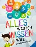 Alles was ich wissen will Kinderbücher;Kindersachbücher - Ravensburger