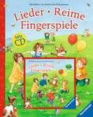 Lieder, Reime, Fingerspiele (mit CD) Kinderbücher;Kindersachbücher - Ravensburger