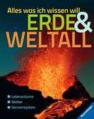 Alles was ich wissen will: Erde und Weltall Kinderbücher;Kindersachbücher - Ravensburger