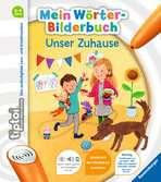 tiptoi® Mein Wörter-Bilderbuch: Unser Zuhause Kinderbücher;tiptoi® - Ravensburger