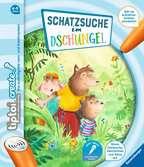 tiptoi® CREATE Schatzsuche im Dschungel tiptoi®;tiptoi® CREATE - Ravensburger