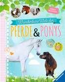 Wunderbare Welt der Pferde und Ponys Kinderbücher;Kindersachbücher - Ravensburger