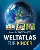 Der große Ravensburger Weltatlas für Kinder Kinderbücher;Kindersachbücher - Ravensburger