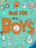 Nur für Boys - Alles was du wissen musst Kinderbücher;Kindersachbücher - Ravensburger