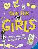 Nur für Girls - Alles was du wissen musst Kinderbücher;Kindersachbücher - Ravensburger