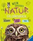 Mein großes Natur-Erlebnisbuch Kinderbücher;Kindersachbücher - Ravensburger
