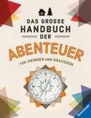 Das große Handbuch der Abenteuer Kinderbücher;Kindersachbücher - Ravensburger