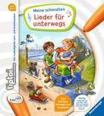 tiptoi® Meine schönsten Lieder für unterwegs Kinderbücher;tiptoi® - Ravensburger