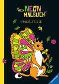 Mein Neon-Malbuch: Fantasietiere Kinderbücher;Malbücher und Bastelbücher - Ravensburger