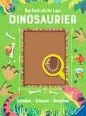 Das Buch mit der Lupe: Dinosaurier Kinderbücher;Kindersachbücher - Ravensburger
