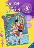 Malen nach Zahlen: Dance Malen und Basteln;Bastel- und Malbücher - Ravensburger