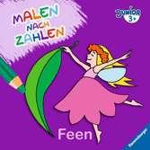 Malen nach Zahlen junior: Feen Kinderbücher;Malbücher und Bastelbücher - Ravensburger