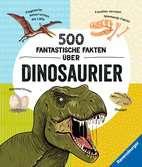500 fantastische Fakten über Dinosaurier Kinderbücher;Kindersachbücher - Ravensburger