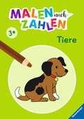 Malen nach Zahlen ab 3 Jahren: Tiere Malen und Basteln;Malen nach Zahlen - Ravensburger