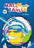 Malen nach Zahlen ab 7 Jahren: Im Meer Malen und Basteln;Malen nach Zahlen - Ravensburger