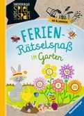 Ferien-Rätselspaß im Garten Kinderbücher;Lernbücher und Rätselbücher - Ravensburger