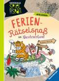 Ferien-Rätselspaß im Abenteuerland Kinderbücher;Lernbücher und Rätselbücher - Ravensburger