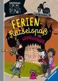 Ferien-Rätselspaß im Gruselschloss Kinderbücher;Lernbücher und Rätselbücher - Ravensburger