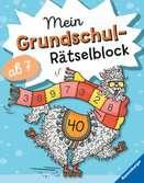 Mein Grundschul-Rätselblock Kinderbücher;Lernbücher und Rätselbücher - Ravensburger