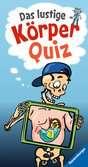 Das lustige Körper-Quiz Kinderbücher;Lernbücher und Rätselbücher - Ravensburger