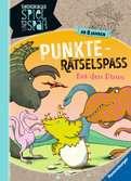 Punkte-Rätselspaß: Bei den Dinos Bücher;Lern- und Rätselbücher - Ravensburger