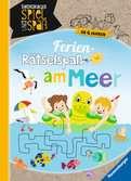 Ferien-Rätselspaß am Meer Bücher;Lern- und Rätselbücher - Ravensburger