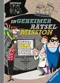 In geheimer Rätselmission Kinderbücher;Lernbücher und Rätselbücher - Ravensburger