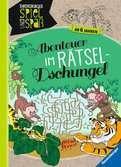 Abenteuer im Rätseldschungel Kinderbücher;Lernbücher und Rätselbücher - Ravensburger