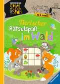 Puzzle Fun with Forest Animals
