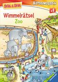 Wimmelrätsel Zoo Bücher;Lern- und Rätselbücher - Ravensburger