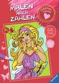Malen nach Zahlen: Mädchenträume Kinderbücher;Malbücher und Bastelbücher - Ravensburger