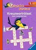 Kreuzworträtsel zum Lesenlernen (1. Lesestufe), lila Kinderbücher;Lernbücher und Rätselbücher - Ravensburger