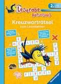 Kreuzworträtsel zum Lesenlernen (2. Lesestufe) Bücher;Lern- und Rätselbücher - Ravensburger
