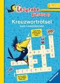 Kreuzworträtsel zum Lesenlernen (3. Lesestufe) Kinderbücher;Lernbücher und Rätselbücher - Ravensburger