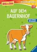 Auf dem Bauernhof Malen und Basteln;Bastel- und Malbücher - Ravensburger