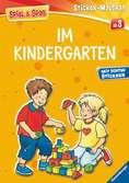 Im Kindergarten Malen und Basteln;Bastel- und Malbücher - Ravensburger