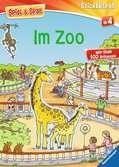 Im Zoo Malen und Basteln;Bastel- und Malbücher - Ravensburger