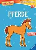 Pferde Malen und Basteln;Bastel- und Malbücher - Ravensburger