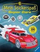Mein Stickerspaß: Super Cars Kinderbücher;Malbücher und Bastelbücher - Ravensburger
