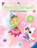 Mein Stickerspaß: Elfenballett Kinderbücher;Malbücher und Bastelbücher - Ravensburger