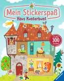 Mein Stickerspaß: Haus Kunterbunt Kinderbücher;Malbücher und Bastelbücher - Ravensburger